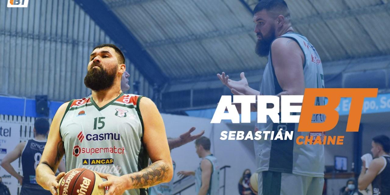 atreBT: Sebastián Chaine
