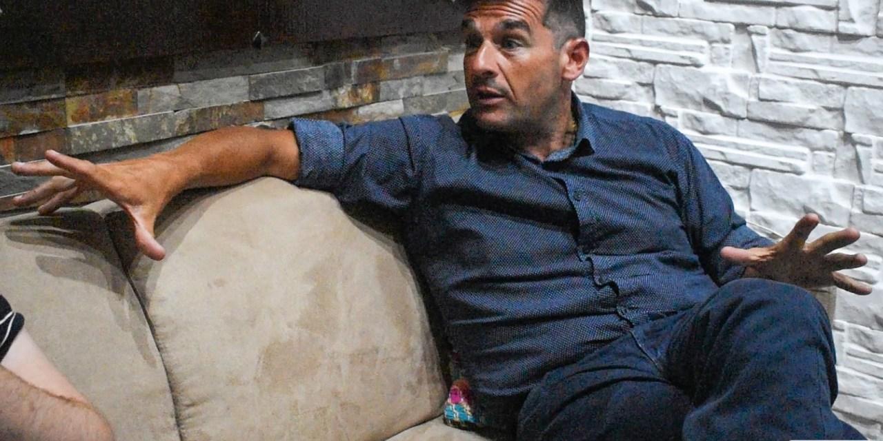 El equipo sin hinchada: Pablo Graiño
