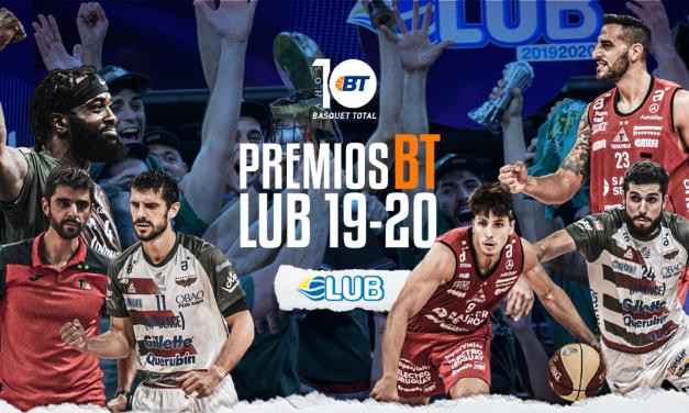 Premios BT LUB 2019/20