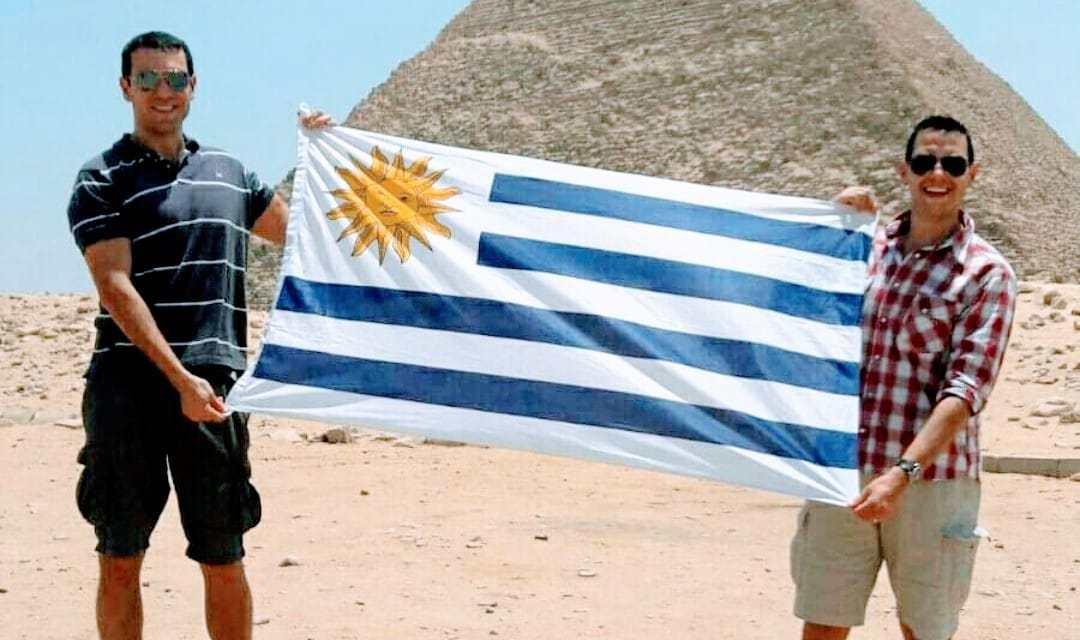 Uruguay presente