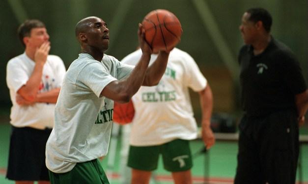 Dimensión paralela: cuando Kobe pudo ser un Celtic