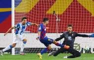 برشلونة يتغلب على إسبانيول ويرسله للدرجة الثانية