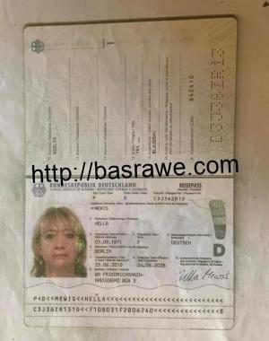 بالوثائق .. حقوق الانسان: الناشطة الالمانية دخلت وخرجت من العراق بشكل رسمي
