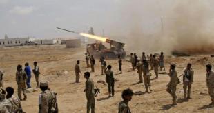 """الجيش اليمني يؤكد مقتل 19 مسلحا من """"أنصار الله"""" وتدمير عتاد بمواجهات شمالي الجوف"""
