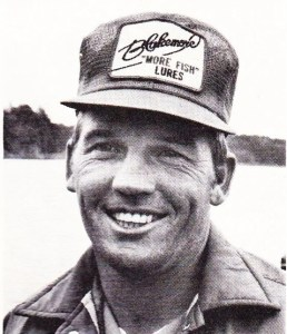 Russell Cook 1974 Bass Master Classic qualifier.