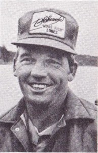 In 1975, Russell Cook became and 3-time Bass Master Classic qualifier.