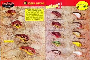 1977 Bagley's Diving B ad. Note the price. I'll take 24 please.