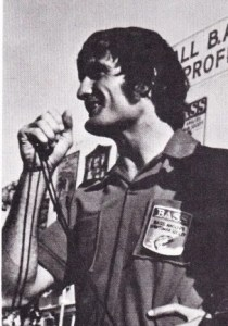 John Pryor qualified for his first and only Bass Master Classic in 1975.
