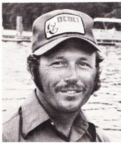 Tommy Martin had made his second Bass Master Classic in a row by qualifying in 1975.