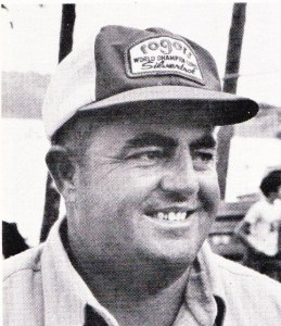Billy Westmorland qualified for his fourth Bass Master Classic in 1975.