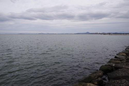 琵琶湖のにおの浜エリア