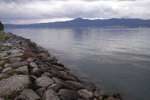 琵琶湖の志那エリア その2