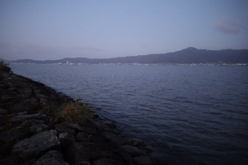 20181129 琵琶湖の志那エリア