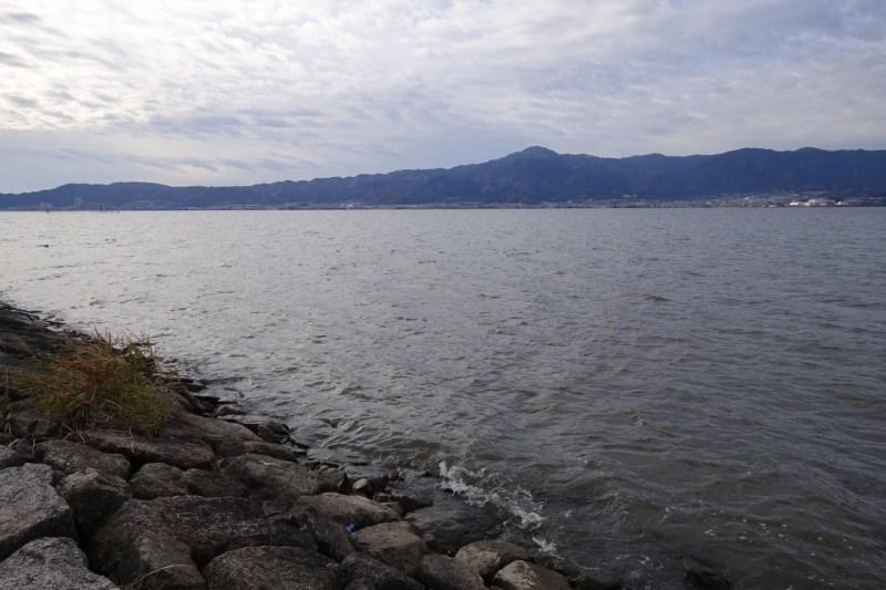 20181211 琵琶湖の志那エリア