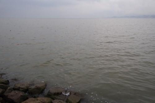 20181220 琵琶湖の木浜エリア