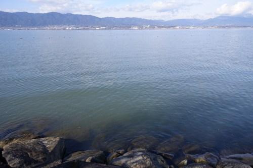 20181225 琵琶湖の志那エリア
