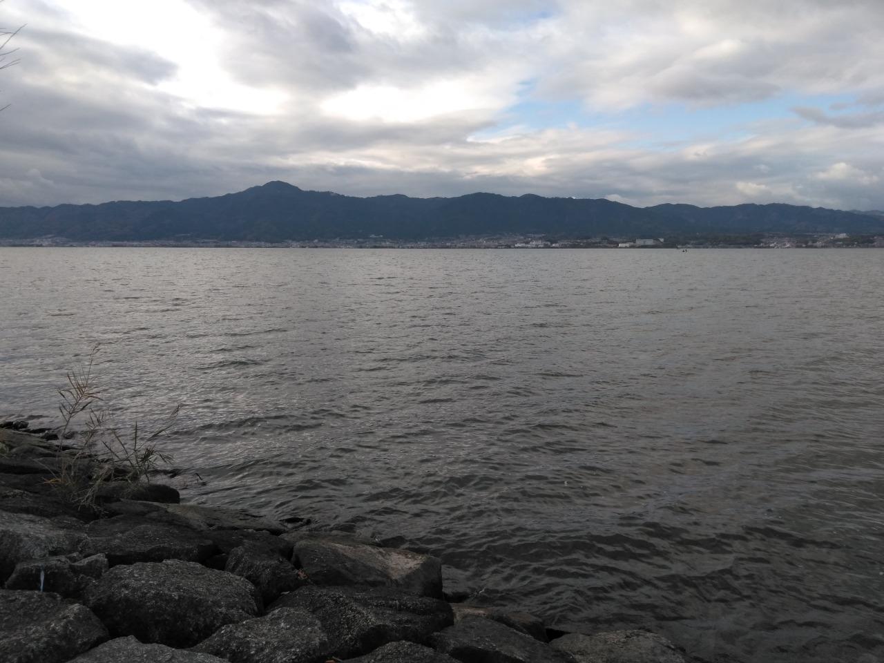 20181210 琵琶湖の志那エリア