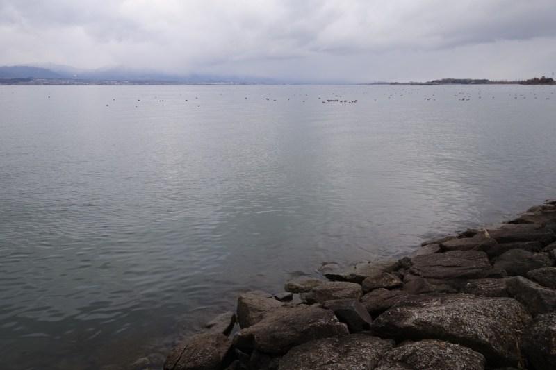 20190106 琵琶湖の志那エリア