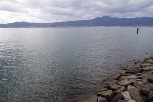 20190111 琵琶湖の北山田エリア