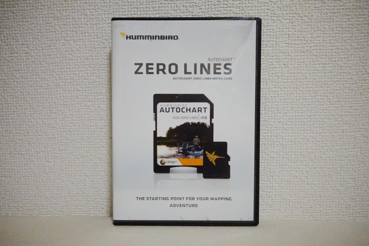 AUTO CHART Zero Line MSD パッケージ