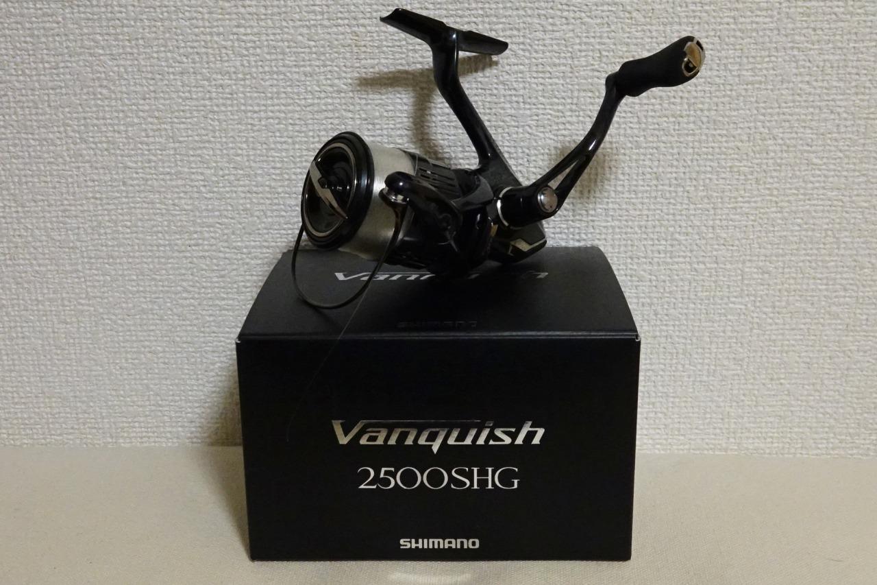 シマノ 19ヴァンキッシュ2500SHG
