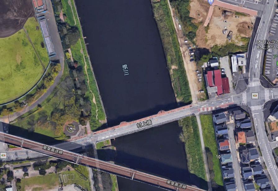 【ポイントマップ】印旛沼水系 新川下流のオカッパリポイント&おススメルアー