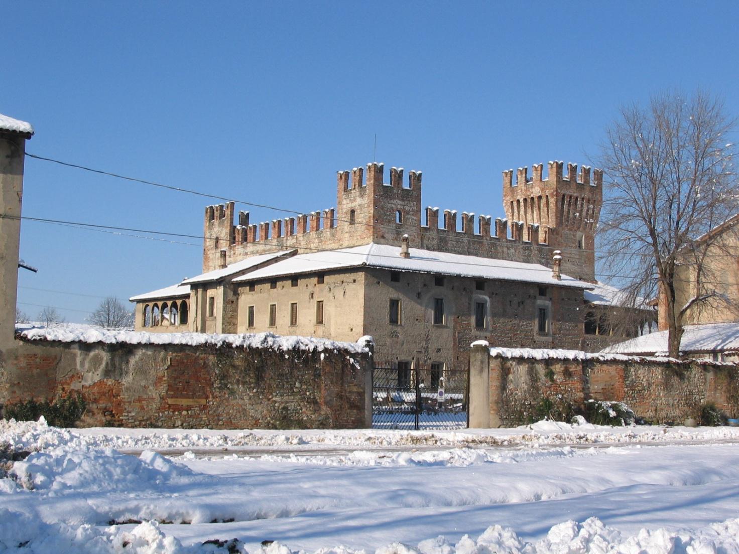 Borghi e Castelli Medievali  Bassa Bergamasca Orientale