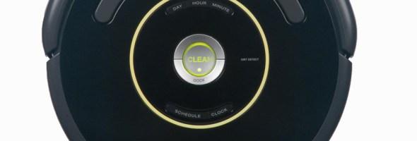 iRobot lancia su scala mondiale i Roomba della serie 600