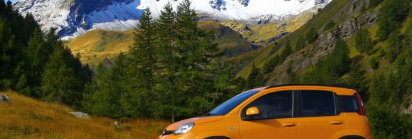 Fiat Panda si fa in quattro: 4×4, Trekking, Natural Power ed EasyPower
