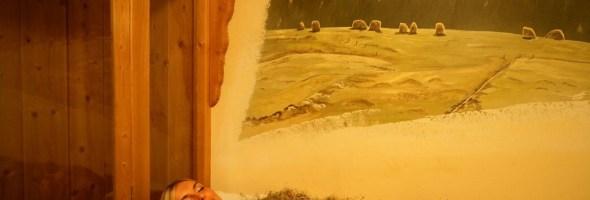 I prodotti della terra dell'Alto Adige nella Spa dell'Hotel Valserhof in Val Pusteria