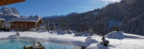 L'Hotel Fanes inaugura a dicembre l'area Chalet a pochi metri dall'albergo
