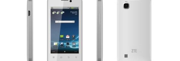 Il nuovo smartphone ATLAS by ZTE