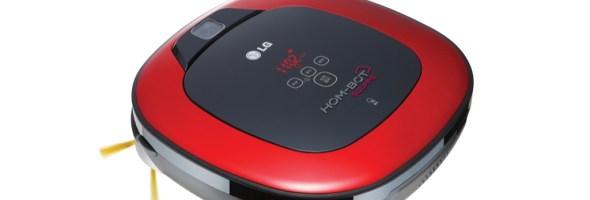 A Natale LG ci fornisce un valido aiuto in casa con Hom-Bot Square