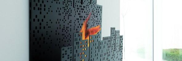 Nuovi biocamini Fire Design