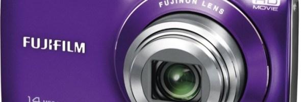 A Natale regala una fotocamera Fujifilm: per fotografi in erba, FinePix JZ100