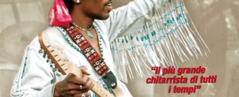 HENDRIX 70 LIVE AT WOODSTOCK: Il 27 novembre 1942 nasceva Jimi Hendrix