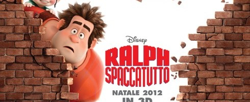 Nevica sul red carpet di Ralph Spaccatutto, il film di Natale della Disney