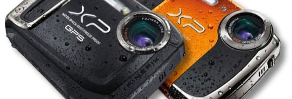 A Natale regala una fotocamera Fujifilm: per sfidare l'avventura, FinePix XP150