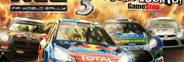 WRC 3 approda alla GAMES WEEK 2012