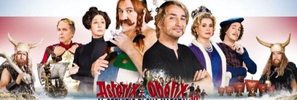 Asterix e Obelix al servizio di sua maestà: da oggi al cinema in tutta Italia