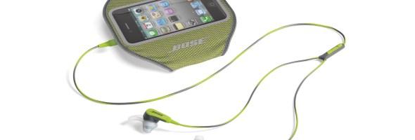 Natale 2012 Bose: con le cuffie Bose SIE2 e SIE2i, ti tieni in forma a tempo di musica