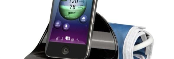 MEDISANA presenta CardioDock 2 Misura la pressione con iPhone, iPod touch o iPad