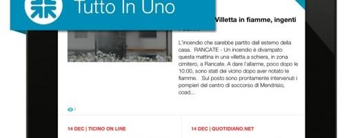 Arriva in Italia Newscron: i tuoi giornali preferiti in un'unica App
