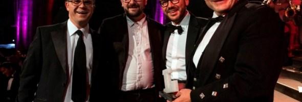 """Cree vince il Lux Award 2012 con Cree Aeroblades, premiato nella categoria """"Exterior Luminaire of the Year"""""""