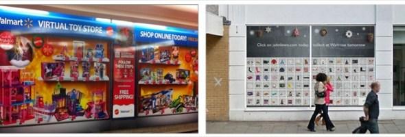 I pop-up store virtuali sono una delle tendenze di vendita al dettaglio più in di questo Natale
