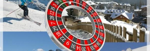 Formula Roulette, la vacanza a sorpresa è conveniente nei  Residence Hotels nelle Dolomiti