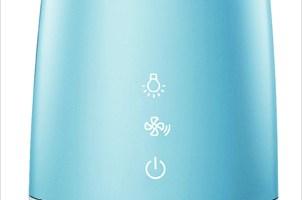 Purificatore d'aria Samsung SPI, per un ambiente sano senza rinunciare allo stile