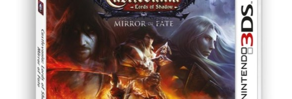 Nintendo e Konami uniscono le forze per il lancio europeo di Castelvania: Lords of Shadow – Mirror of Fate per 3DS