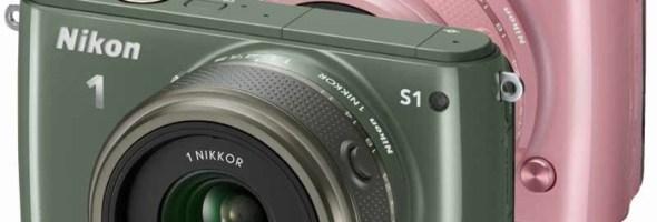 La gamma di compatte Nikon 1 ad ottica intercambiabile leader di mercato si amplia: Nikon 1 J3 e Nikon 1 S1