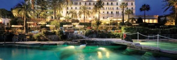 C'è aria di primavera al Royal Hotel Sanremo…riapre a febbraio la nuova stagione dell'iconico albergo della Riviera dei Fiori